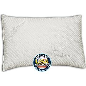 Snuggle Pedic Shredded Memory Foam Pillow
