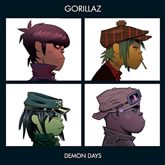 Demon Days: Amazon.com.mx: Música
