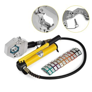 Mophorn Separable Hydraulic Hose Crimper