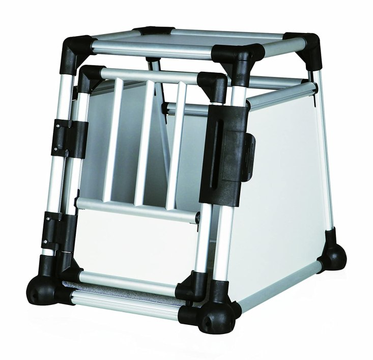 Trixie 39340 Transportbox, Aluminium Image