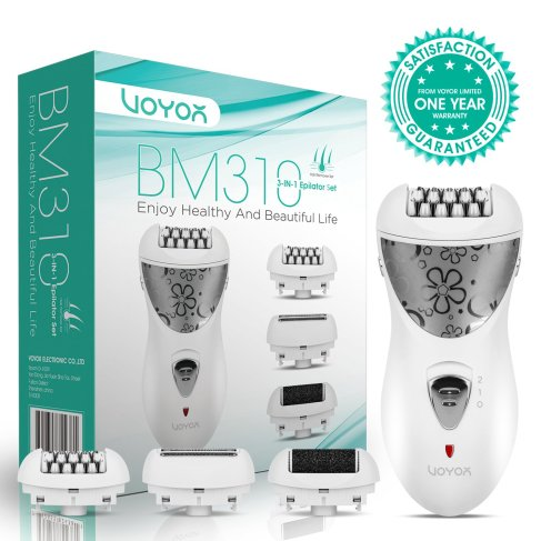 VOYOR Hair Removal for Women Facial Epilator