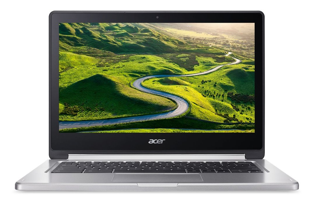 """Acer Chromebook CB5-312T Ordinateur 2-en-1 Tactile 13,3"""" Gris (MediaTek Quad-Core, 4 Go de RAM, 32 Go eMMC, Intel HD Graphics, Chrome OS)"""