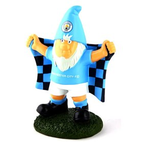 Official Licensed Manchester City Garden Gnome