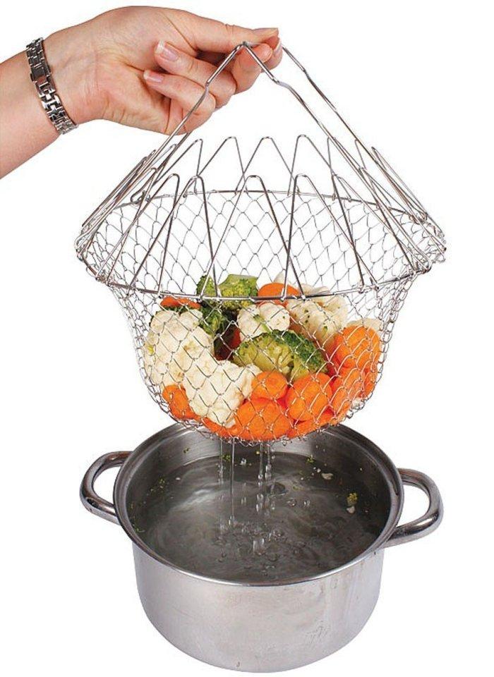 Creatif Ventures Chef Basket 12 in 1 Kitchen Tool for Cook,