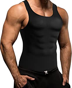 Men Waist Trainer Corset Vest