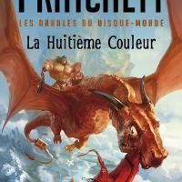 Les Annales du Disque-Monde - 01 - La Huitième Couleur : Terry Pratchett