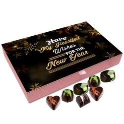 Chocholik brings you a variety of assorted colored chocolates packed in a delicate and easy to carry cardboard box. You will get chocolates of different flavors coated with vibrant colors, to choose from. Ideal for gifting and making the recipient fall in love with it.