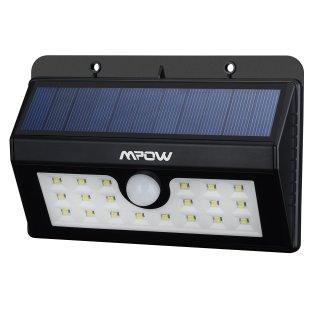 Système d'éclairage extérieur sans électrique : le solaire est un bon allié !