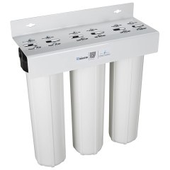 HMF3SDGFEC Whole House 3-Stage Water Filter with Fine Sediment