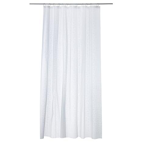Ikea Innaren Tenda Doccia Peva Bianco 24x13x3 Cm