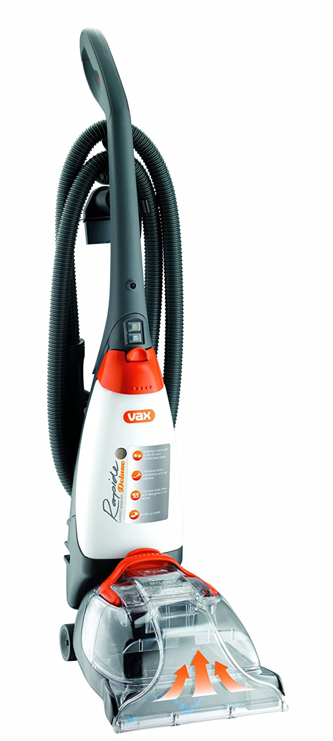Vax Rapide Deluxe Carpet Washer User Manual Www