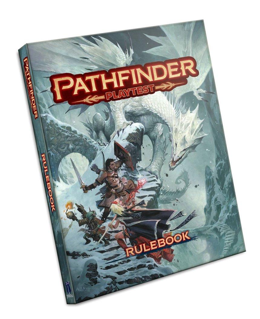 Image result for Pathfinder Playtest