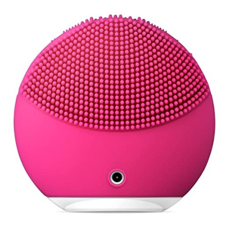 foreo luna mini 2 facial cleansing brush review