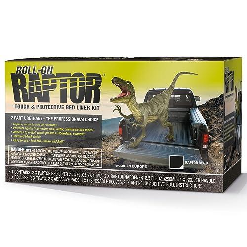 U-POL Raptor Rol-on Coating Kit