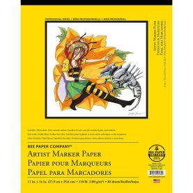 Bee Paper Bleedproof Marker Pad