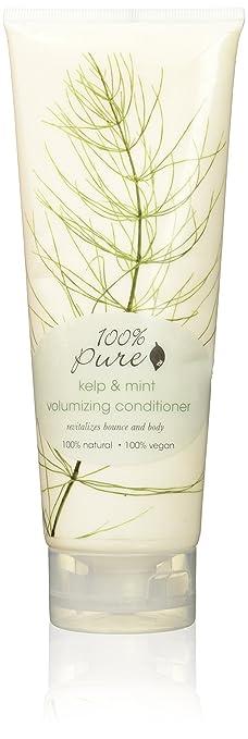 100% Pure Kelp & Mint Volumizing Conditioner