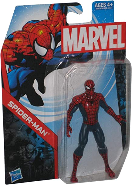 Amazon Com Spider Man 4 Inch Action Figure Marvel Universe Toys Games