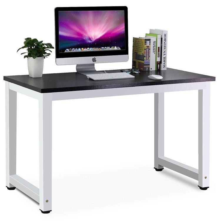 amazon pick 8 top 3 best computer desks by design and quality. Black Bedroom Furniture Sets. Home Design Ideas