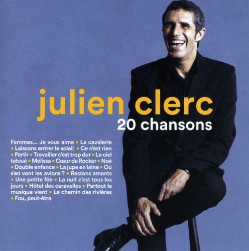 Best of-20 Chansons: Julien Clerc, Julien Clerc: Amazon.fr: Musique