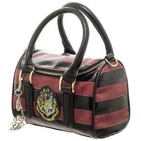 Harry Potter Hogwart's Crest Mini Satchel Handbag with Charm