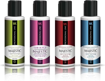 Hair Botox Majestic Collection