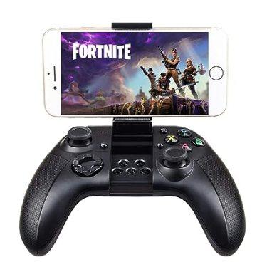 互換性のあるクランプホルダーとゲームコントローラーパッドのワイヤレス Bluetooth ゲームジョイスティックジョイパッドの画像結果