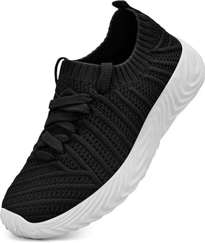Guteidee Kids Shoes Boys Girls Mesh Ultra Lightweight Comfortable Girls Sneakers for Hiking Running Walking Tennis