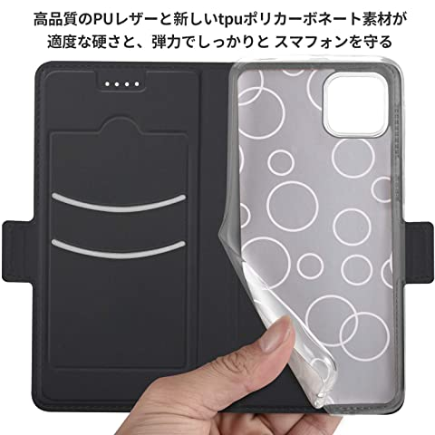 iphone 11 ケース KuGi iPhone 6.1 2019ケース 手帳型 スタンド機能 横開き 軽量 薄型 耐衝撃 高級 PUレザー 折り畳み式 iPhone 11 カバー 全面保護カバー カード収納 ブラック