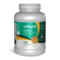 Solid Gold Sea Meal Kelp-Based Supplement for Skin & Coat, Digestive & Immune Health in Dogs & Cats