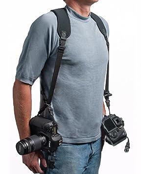Double Camera Shoulder Sling