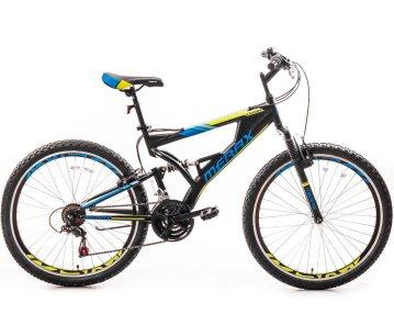 Merax Falcon Dual Suspension Bike