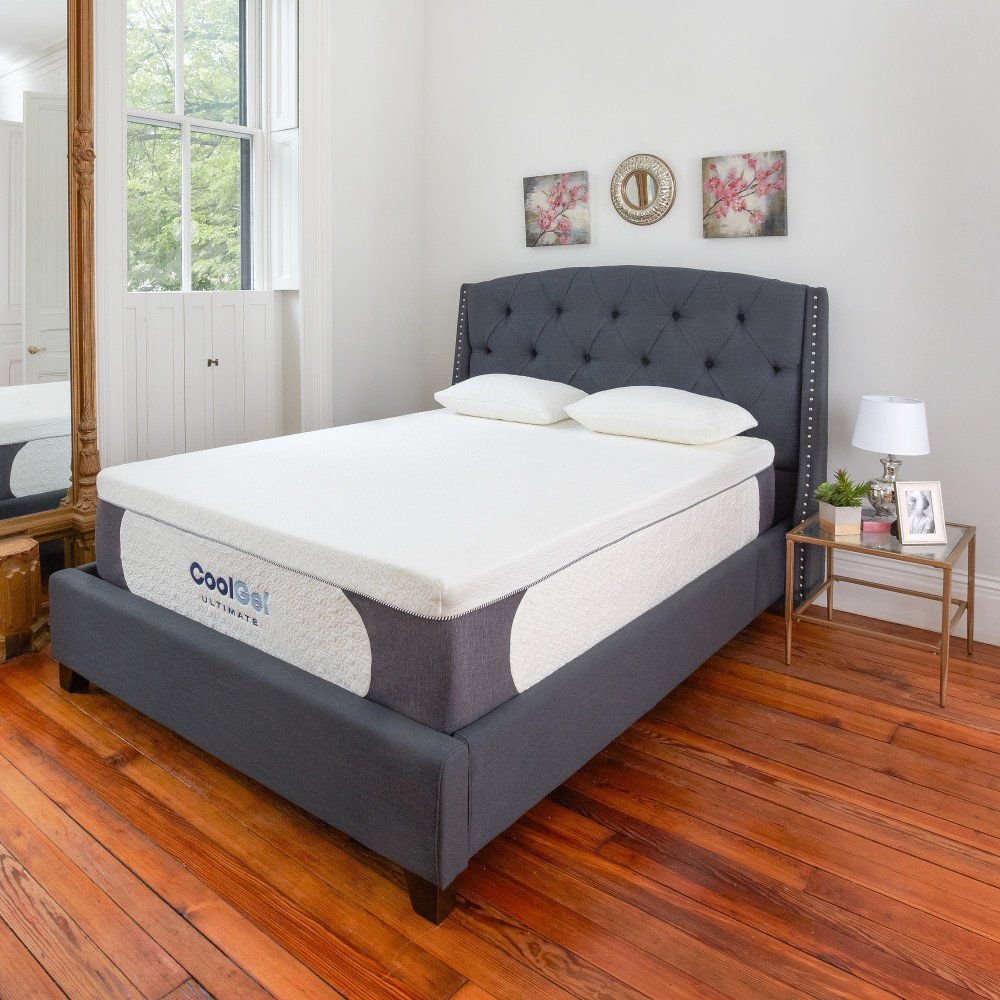Tuft & Needle Cal King Mattress, Bed in a Box, T&N Adaptive Foam, Sleeps Cooler with More Pressure Relief & Support Than Memory Foam,