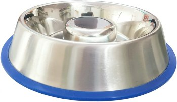 71quiPvQ%2B L. AC SL1500 Best Slow Feed Dog Bowl Reviews and Buying Guide