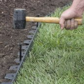 landscape garden edging
