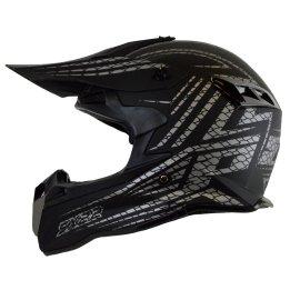 PGR SX22 HYPER Motocross Dirt Bike Enduro Helmet
