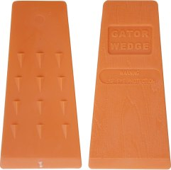 Gator Wedge USA Made 5.5 Inches Felling Wedges