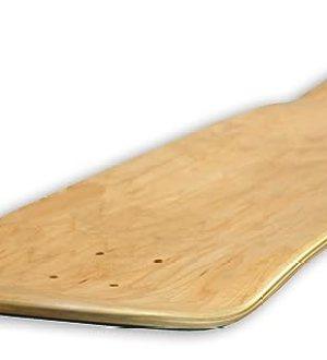 best skateboard decks: Bamboo Skateboards Blank Skateboard Deck