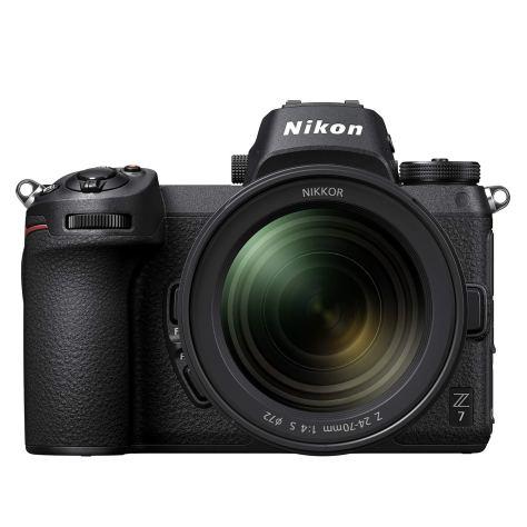 フルサイズミラーレスカメラ「Z 7」