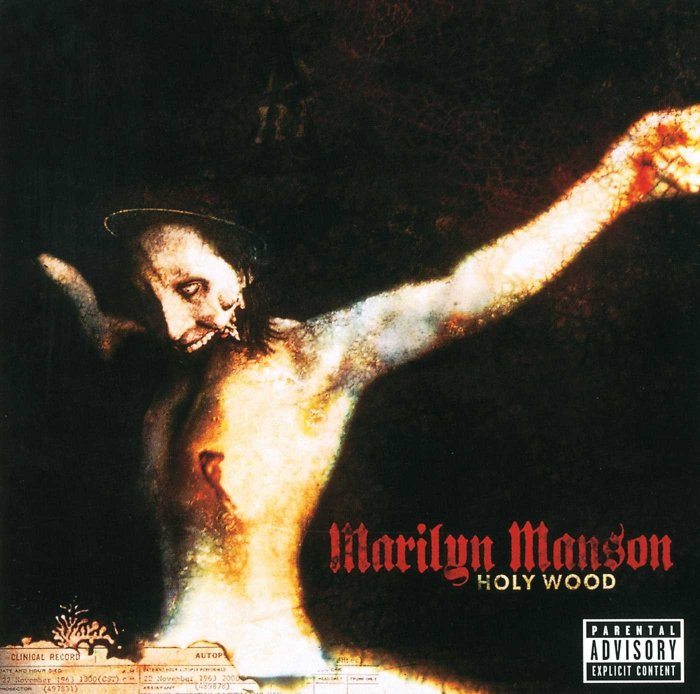 Image result for Marilyn Manson – Holy Wood (In the Shadow of the Valley of Death)