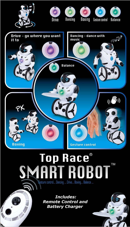 Intelligente Roboter Top Race Spielzeug