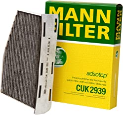 Mann Filter With Activated Charcoal