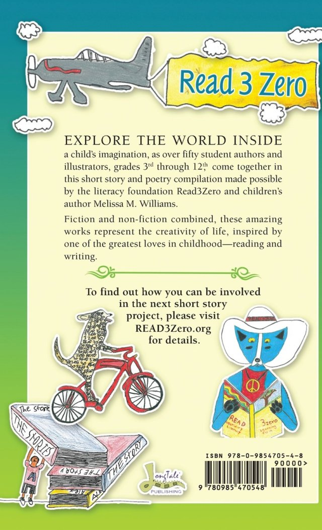 I Write Short Stories by Kids for Kids: Williams, Melissa M