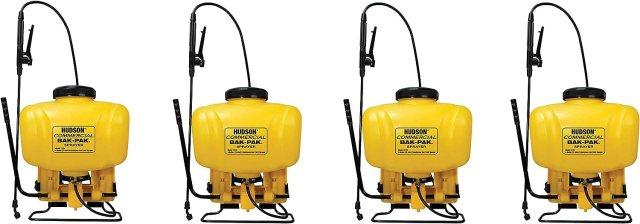 Hudson 13194 Commercial Bak-Pak Sprayer, 4 Gallons (Pack of 4):  Amazon.co.uk: Garden & Outdoors