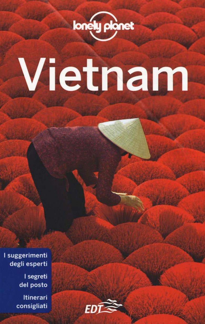Guida Vietnam Lonely Planet 2019