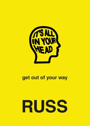 Amazon.com: IT'S ALL IN YOUR HEAD (9780062962430): Russ: Books