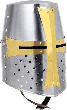 Nagina International Medieval Era Warrior Helmet