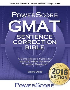Image result for powerscore series gmat sentence