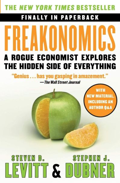 Freakonomics documentary at Best Stock Market movies article - Arable Life