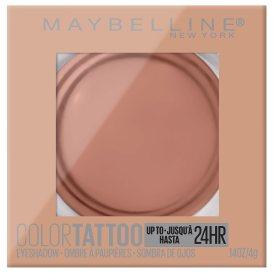Best Cream Eyeshadow maybelline