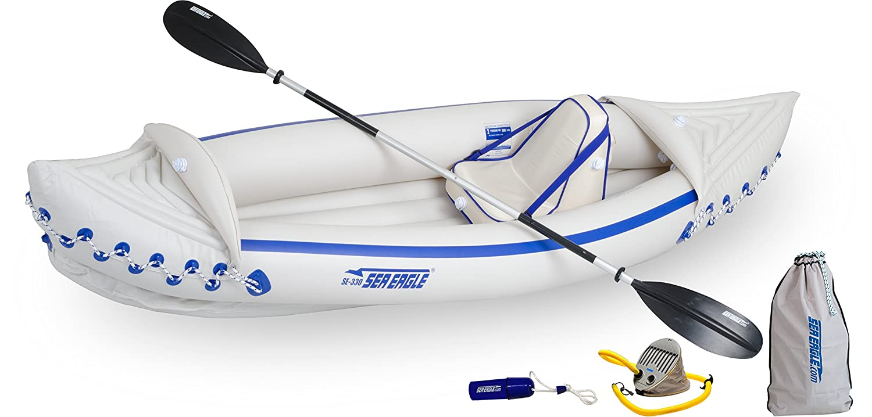 Sea Eagle SE330 Inflatable Sports Kayak